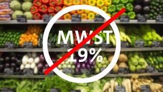 Mehrwertsteuer wird gesenkt auf 16% (Foto: Imago, imago images / imagebroker)