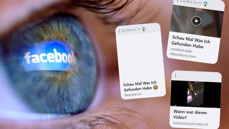 Freundschaft schicken facebook nachricht ohne Facebook Blockierung