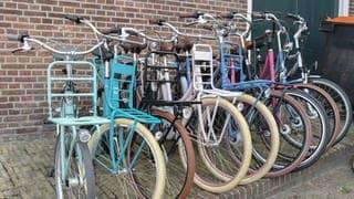 Gebrauchte Fahrräder kaufen: worauf achten? (Foto: picture-alliance / Reportdienste, picture alliance/dpa | Winfried Rothermel)