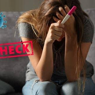 Faktencheck: Macht die Corona-Impfung Frauen unfruchtbar? (Foto: Adobe Stock/Antonioguillem/Montage: SWR)