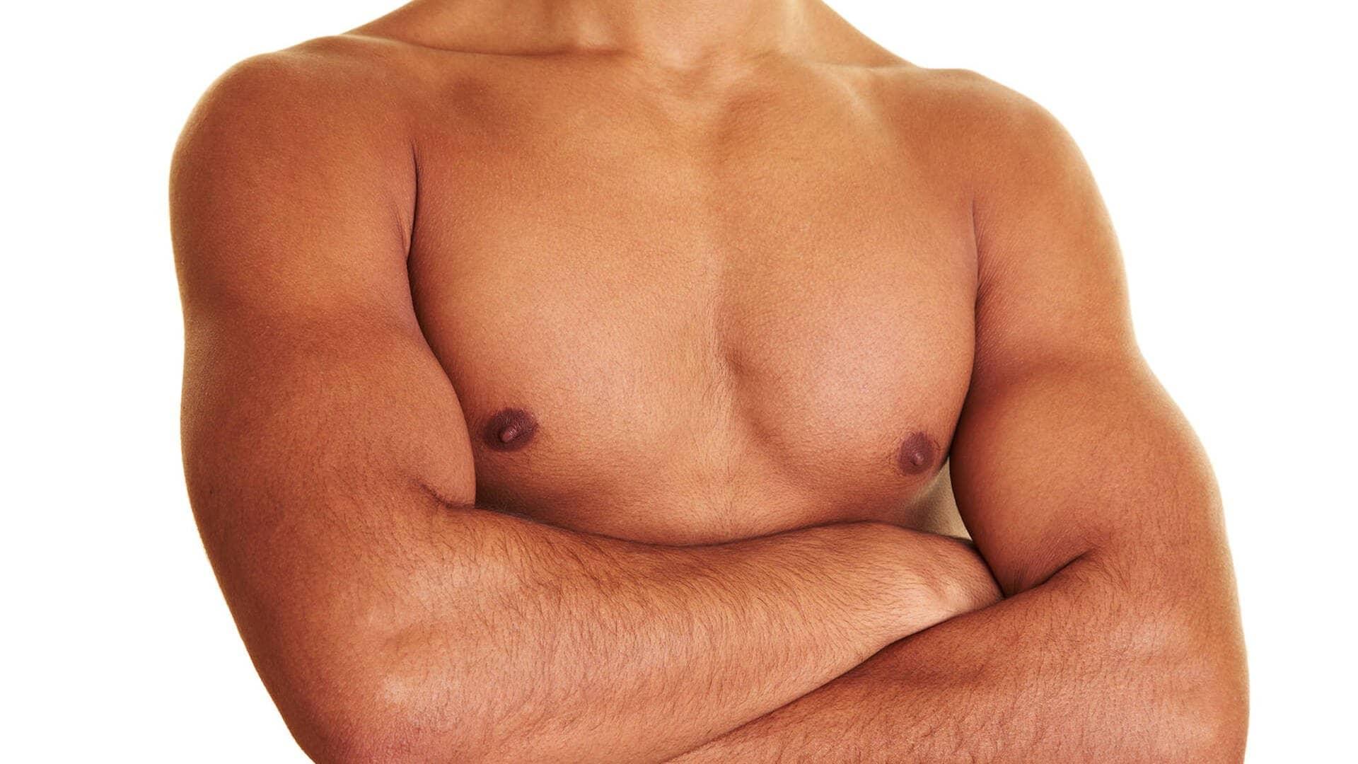 Brustwarze männliche Männerbrüste: Wie