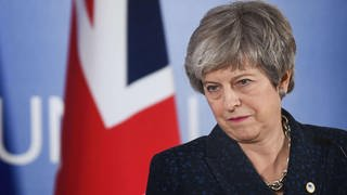 Theresa May, britische Premierministerin (Foto: dpa/picture-alliance)