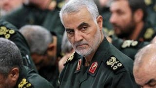 Qassem Soleimani: Der General wurde bei einem US-Raketenangriff getötet (Foto: Office of the Iranian Supreme Leader via AP)
