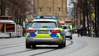 Mannheimer Polizei (Symbolbild) (Foto: picture alliance)