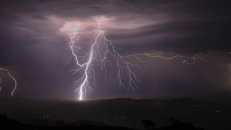 Blitz (Symbolbild)