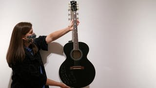Gitarre Swift (Foto: Reuters, Reuters)