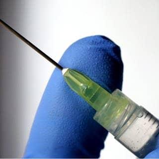 Symbolbild Impfung (Foto: dpa Bildfunk, picture alliance/dpa | Karl-Josef Hildenbrand)
