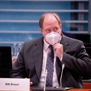 Kanzleramtschef Helge Braun (CDU) (Foto: dpa Bildfunk, picture alliance/dpa | Kay Nietfeld)