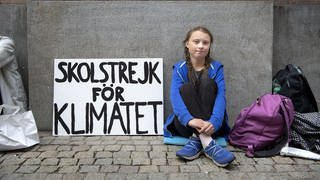 Greta Thunberg (Foto: dpa/picture-alliance)