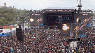 Rock am Ring (Foto: dpa Bildfunk, picture alliance/dpa | Thomas Frey)