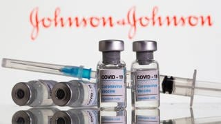 Der neue Impfstoff von Johnson & Johnson dürfte bald zur Verfügung stehen. (Foto: Reuters)
