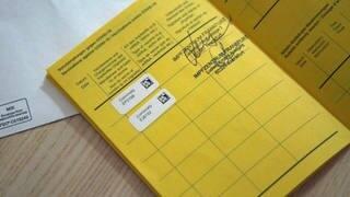 Einer der gefälschten Impfausweise, die Report Mainz vorliegen (Foto: SWR)