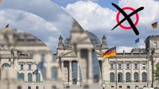 Bundestagswahl 2021: Nachrichten, Umfragen, Spitzenkandidaten (Foto: AdobeStock/nmann77)