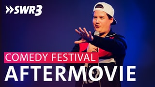 Aftermovie Comedy Festival 2018 (Foto: SWR3)