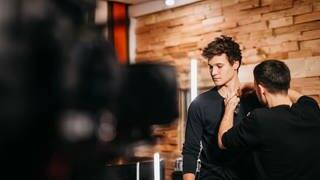Studio-Session mit Wincent Weiss (Foto: SWR3)