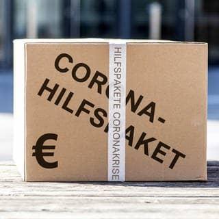 Corona-Hilfspaket (Foto: picture-alliance / Reportdienste, Picture Alliance)