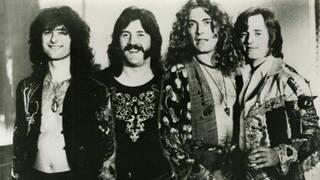 Led Zeppelin - 1975 (Foto: Swan Records - Warner)