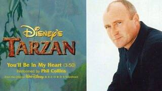 Phil Collins - You'll Be In My Heart (Foto: Disney - Warner Records)