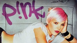 P!nk - Get The Party Started (Foto: Laface - Sony Music)
