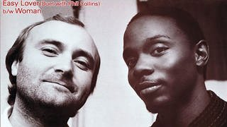 Phillip Bailey & Phil Collins (Foto: CBS - Columbia)