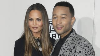 John Legend und Chrissy Teigen (Foto: picture-alliance / Reportdienste, Picture Alliance)