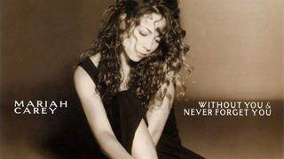 Mariah Carey - Without You (Foto: Columbia - Sony)