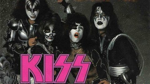 Kiss - I Was Made For Loving You (Foto: Bellaphone)