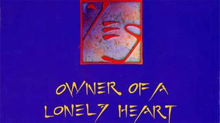 Yes - Owner Of A Lonely Heart (Foto: Rhino - Warner)