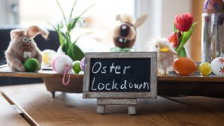Ostern im Lockdown (Foto: picture-alliance / Reportdienste, picture alliance / Fotostand | Fotostand / K. Schmitt)