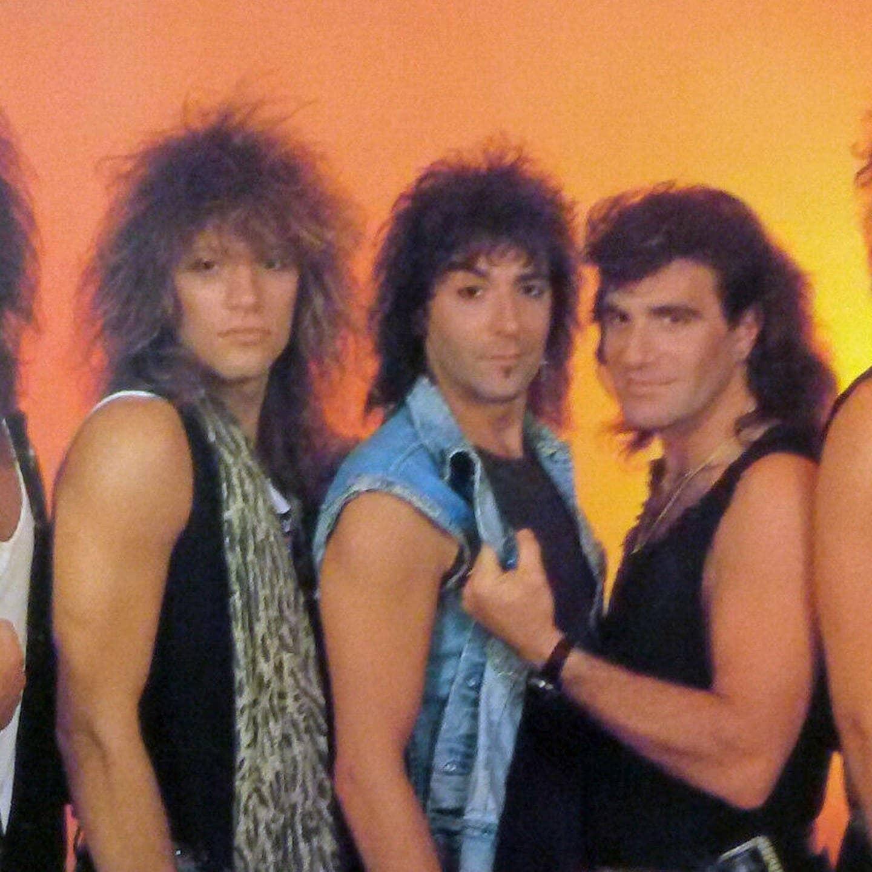 Livin' On A Prayer – Bon Jovi