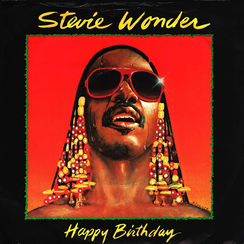 Happy Birthday – Stevie Wonder