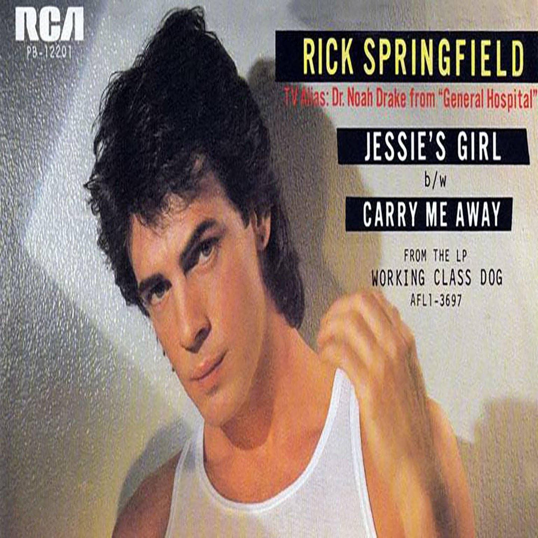 Jessie's Girl – Rick Springfield