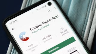 Corona-Warn-App (Foto: picture-alliance / Reportdienste, Picture Alliance)