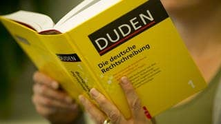 Duden Geburtstag  Guden Deburtstag (Foto: picture-alliance / Reportdienste, Picture Alliance)