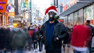 Weihnachts-Lockdown (Foto: picture-alliance / Reportdienste, Picture Alliance)