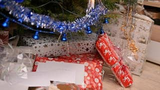 Weihnachts-Geschenke (Foto: picture-alliance / Reportdienste, Picture Alliance)