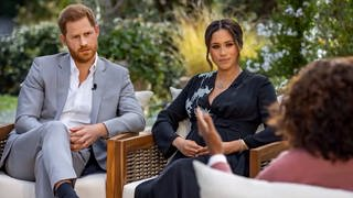 Meghan und Harry Interview (Foto: picture-alliance / Reportdienste, Picture Alliance)
