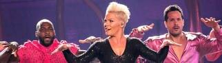 Pink auf Beautiful-Trauma-Tour 2019 (Foto: imago)