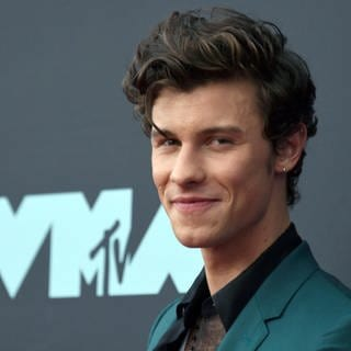 Sänger Shawn Mendes auf dem Roten Teppich vor den MTV Video Music Awards 2019. (Foto: picture alliance/Evan Agostini/Invision/AP/dpa)