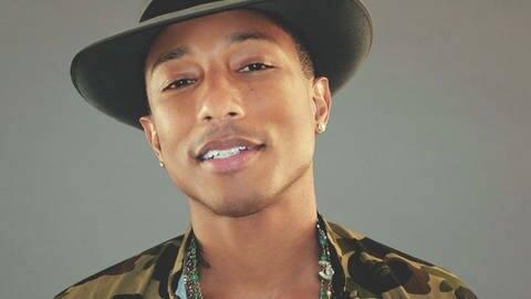 Pharrell Williams (Foto: Sony)