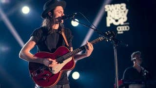 James Bay beim SWR3 New Pop Festival (Foto: SWR3)