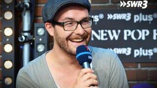Mark Forster: Interview (Foto: SWR3)