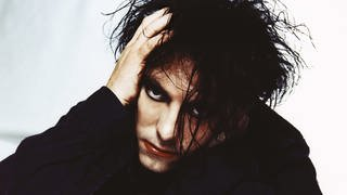 The-Cure-Sänger Robert Smith (Foto: Universal)