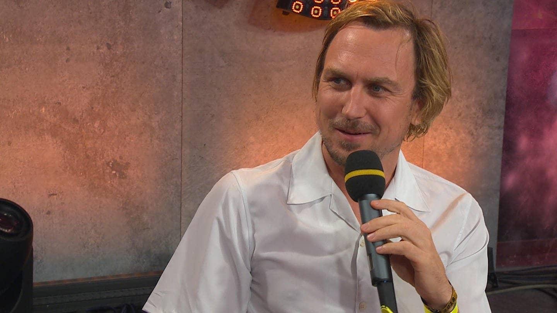Lars Eidinger im Star-Talk - SWR3 New Pop Festival 2018 - SWR3