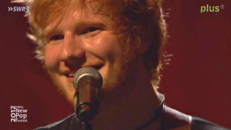 Ed Sheeran Swr3
